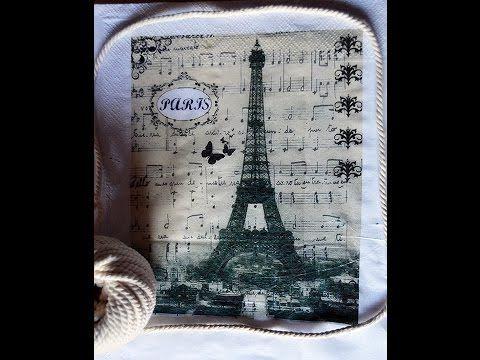1000 images about printed napkins on pinterest - Como doblar servilletas de tela ...