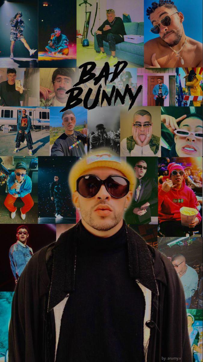 Bad Bunny Wallpaper In 2020 Bunny Wallpaper Bunny Drawing