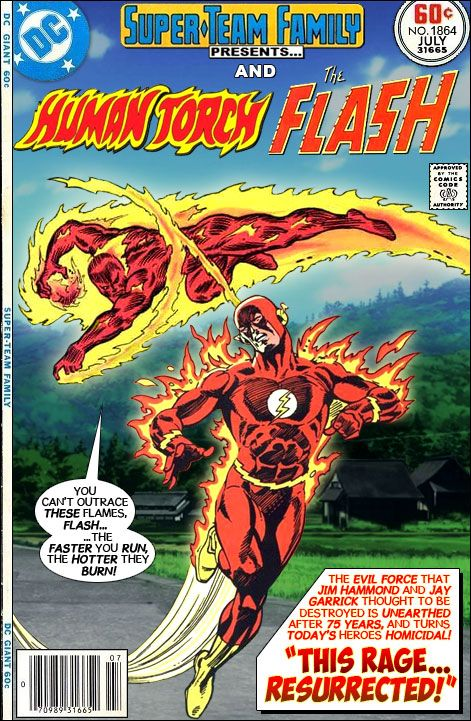 Super-Team Family: The Lost Issues!: Super-Team Family