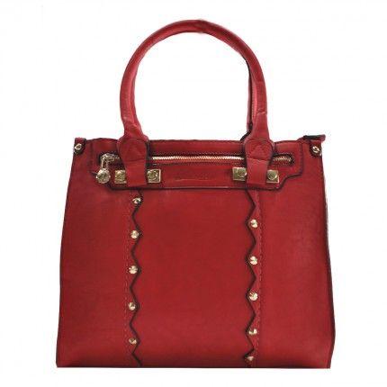 Bolsa Vermelha Lace Lore 00088 - Apenas R$ 99,90