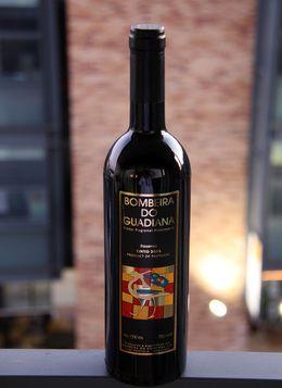 Bombeira do Guadiana. Vinhos de Mértola.