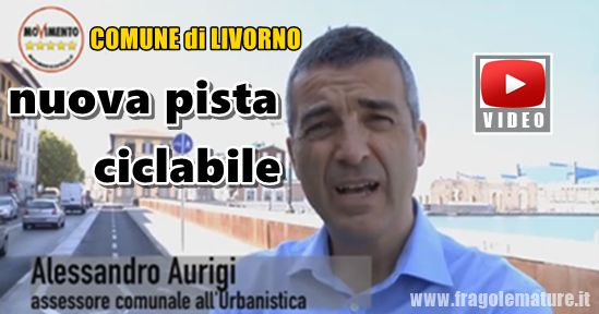 FragoleMature.it: Livorno nuova pista ciclabile Alessandro Aurigi As...