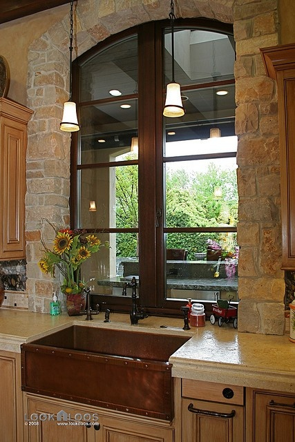16 best hexagonal home plans images on pinterest for House plans with kitchen sink window