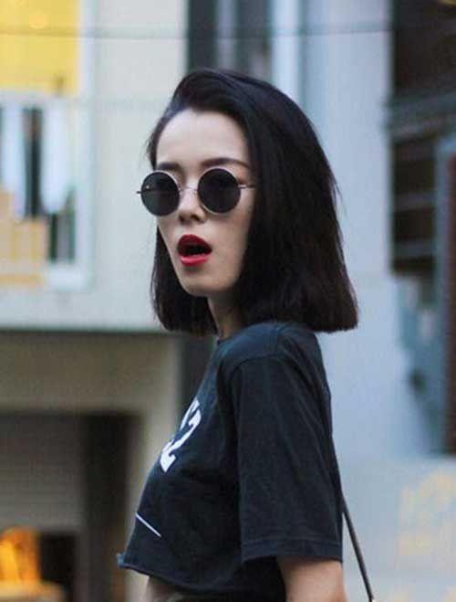 15+ Asian Bob Hair | Bob Hairstyles 2015 - Short Hairstyles for Women …
