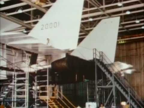 Testing of the XB-70 Valkrye and the ending of Testing.  The Life of the XB-70 Valkrye!