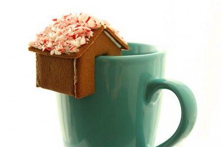 Χριστουγεννιάτικο ζαχαρωτό σπιτάκι   Small Things
