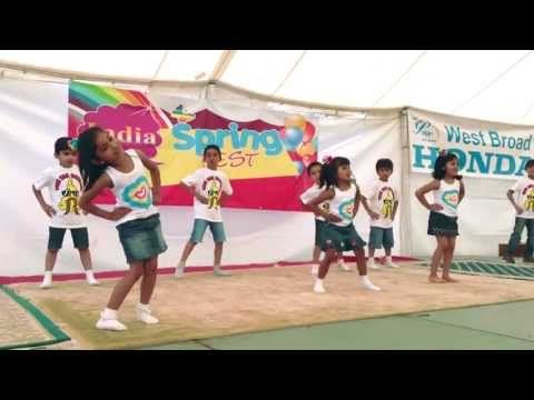 A Tooty Ta (Tootey Ta) - Kids Group Dance - Music by EFlashApps