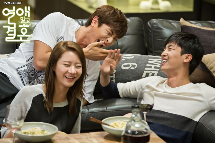 from Korbin viki marriage not dating ep 6