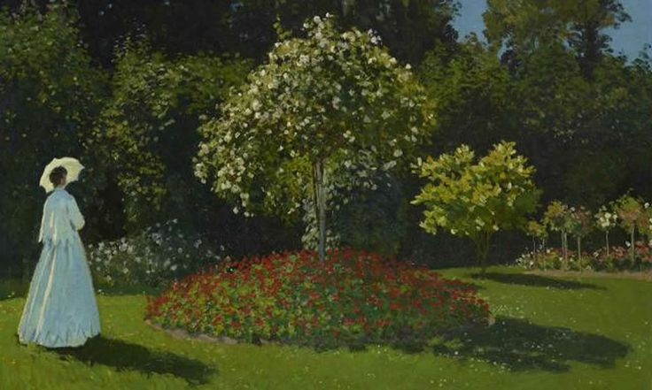 La mostra Painting  the Modern Garden: Monet to Matisse a Londra