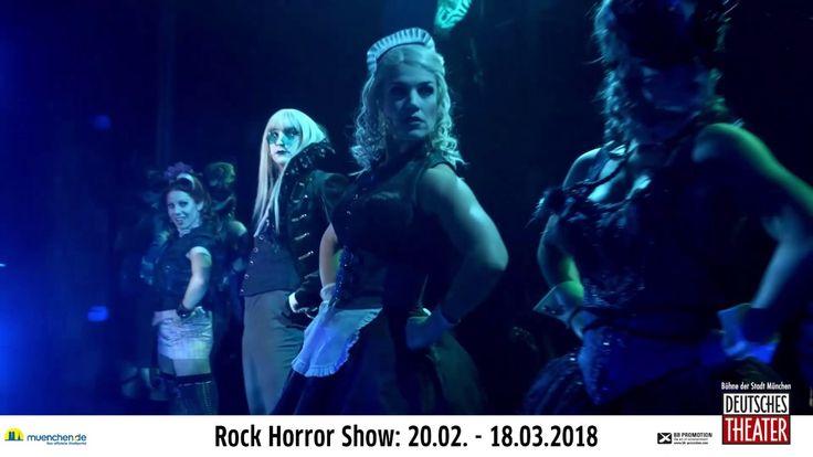 RICHARD OBRIENS Rocky Horror Show  München tanzt den Time Warp. Zum zehnjährigen Jubiläum von Sam Buntrocks Inszenierung kehrt mit RICHARD OBRIENS ROCKY HORROR SHOW das schrägste Rock-Musical aller Zeiten zurück ans Deutsche Theater. Trash Sex und RocknRoll  bei diesem schrillen Märchen für Erwachsene hält es keinen auf den Sitzen. Dont Dream It  Be It  From: Deutsches Theater  #Theaterkompass #TV #Video #Vorschau #Trailer #Theater #Theatre #Schauspiel #Clips #Trailershow