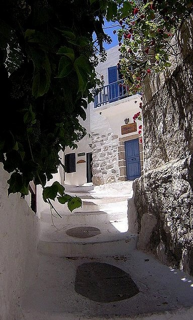 Tilos, Dodecanese islands, Greece Livadia by lalla2006