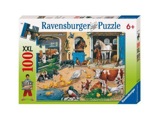 Ravensburger Animal Life 100 Piece Puzzle Ravensburger http://www.amazon.com/dp/B0002HR48M/ref=cm_sw_r_pi_dp_q4gcvb0YERKX1