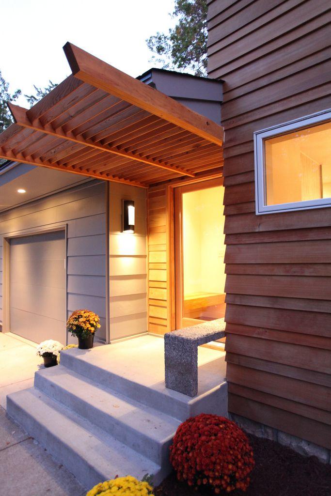 12 best images about split level exterior ideas on for Metal shiplap siding