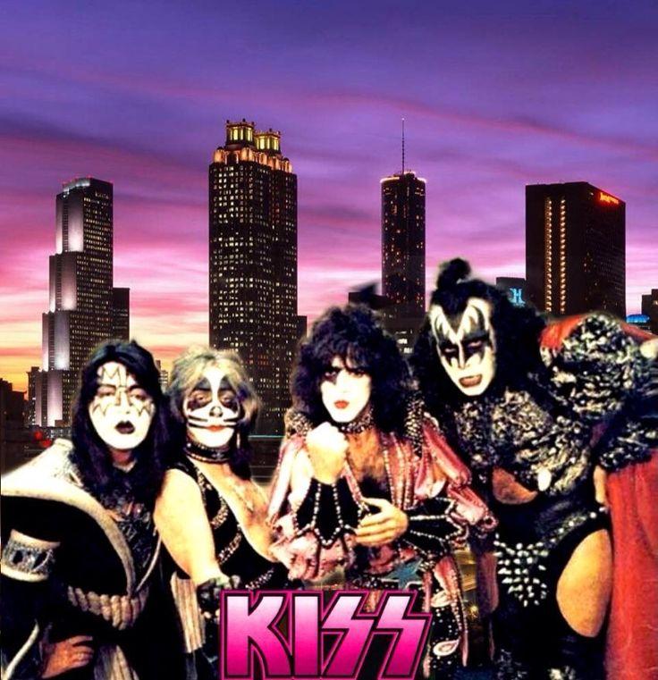Kiss Band Makeup: 25+ Best Ideas About Kiss Rock Bands On Pinterest