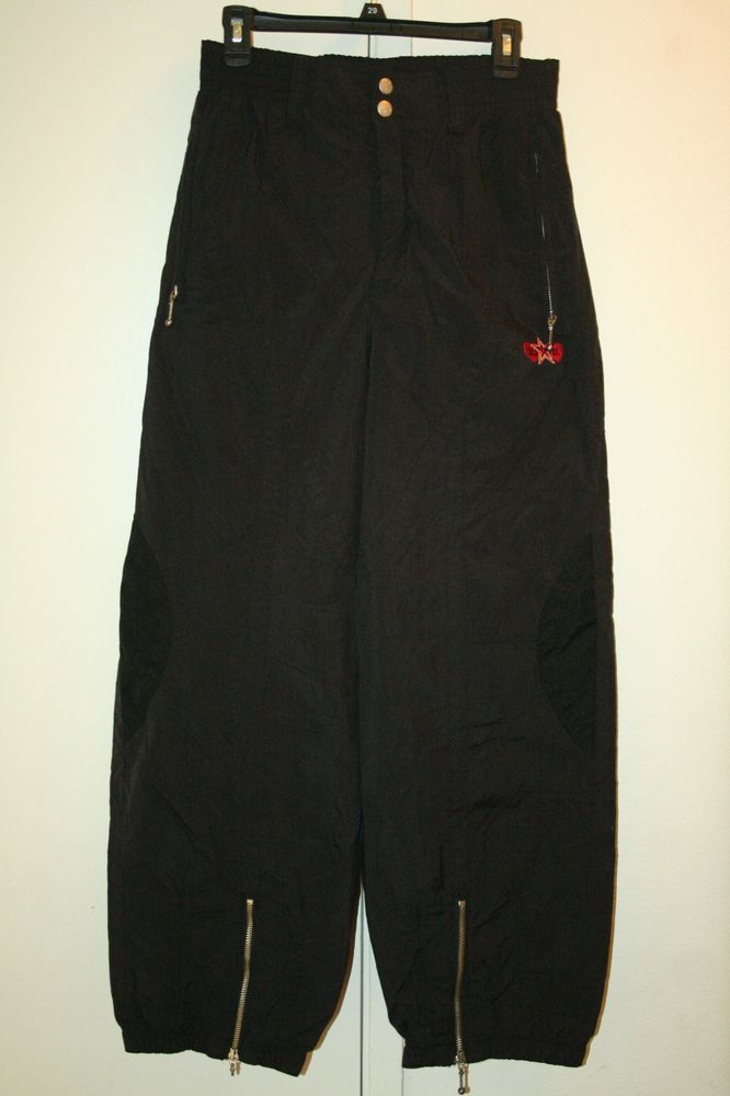 Cold as Ice ski snowboard pants womens size L #ColdasIce