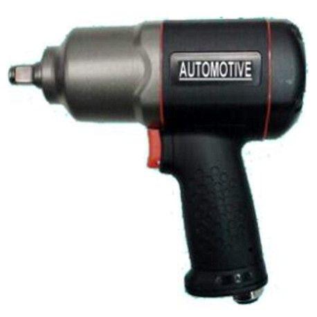 Chiave ad impulsi JA 207  Mini chiave impulsi compatta , di ridotte dimensioni con meccanismo a doppio martello. Regolazione della coppia su tre livelli in avvitatura. Peso ridotto grazie al corpo in materiale composito.
