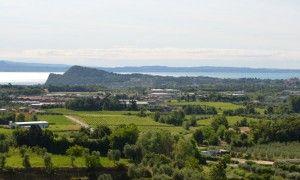 Panorama Puegnago del Garda - Origine Foto: www.puegnagofiera.com