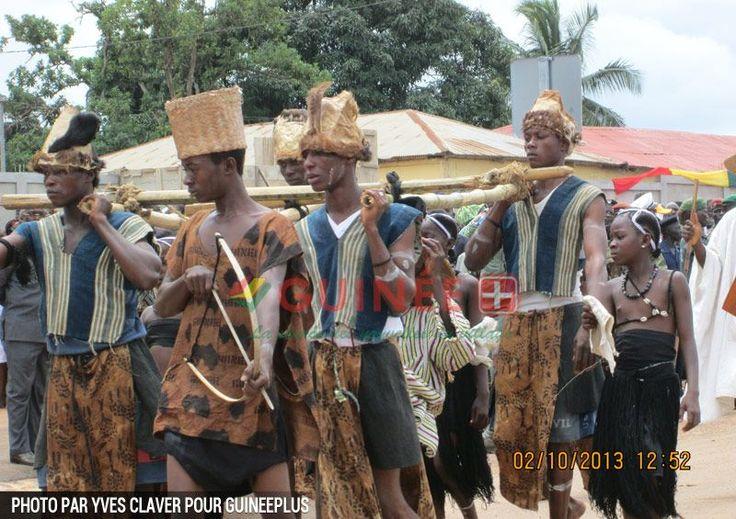Guinée forestière: Coutumes et mœurs chez les Tomas!