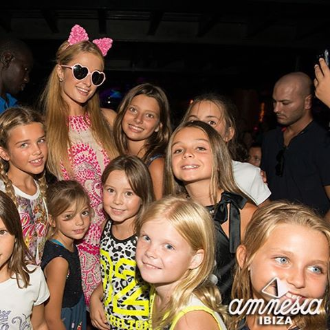 #FoamAndDiamondsForKids #CharityEvent @amnesiaibiza w/ #Top100DJ P @ParisHilton! Tix @FoamAndDiamonds / @FoamAndDiamondsKids: https://tickets.amnesia.es/parishilton_list/#sf-events  #Amnesia #APNEEf #BeautifulBoss #Beauty #CashMoney #Creamfields2015 #Dance #DJs #EDM #ElectroHouse #Fashion #FashionKids #FoamAndDiamonds #FoamParty #HighOffMyLove #HouseMusic #Ibiza #Ibiza2015 #ItGirl #Model #Music #ParisHilton #ParisHiltonJuniorCollection #PartyWithParis #ProgressiveHouse #VMAs #VMAs2015