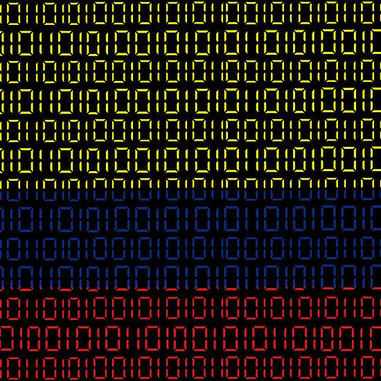 digital Flag (Colombia)
