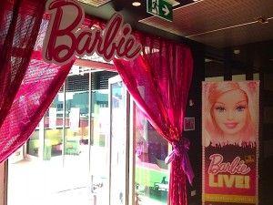 Kara's Party Ideas Mattel Barbie Pearl themed birthday party via Kara's Party Ideas | Cake, decor, cupcakes, games and more! KarasPartyIdeas.com #barbieparty #barbie #barbiedoll #girlypartyideas #partdecor (4) | Kara's Party Ideas