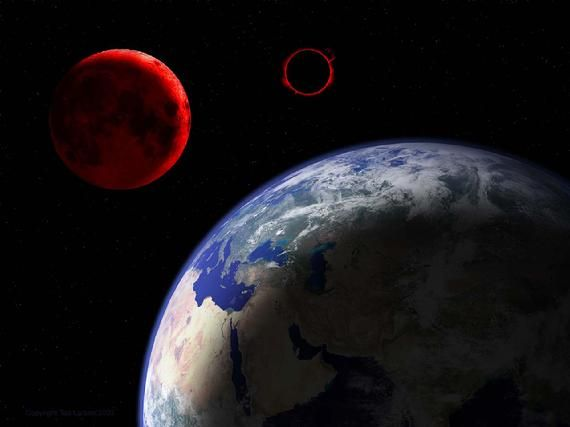red moon biblical meaning - photo #40