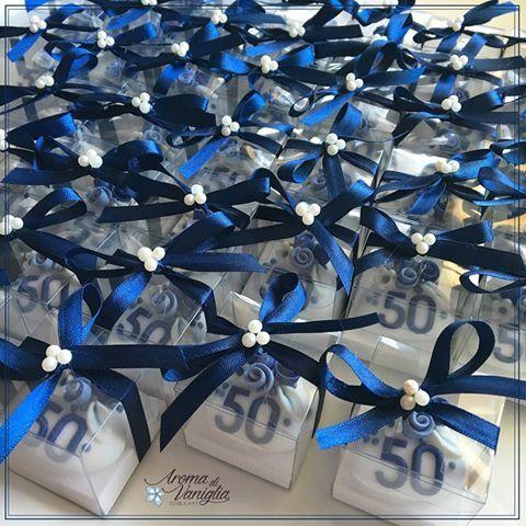 Festeggiamo i 50 anni di Antonio!