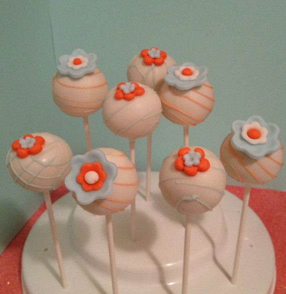 184 best images about Cake Pops: Flowers on Pinterest ...