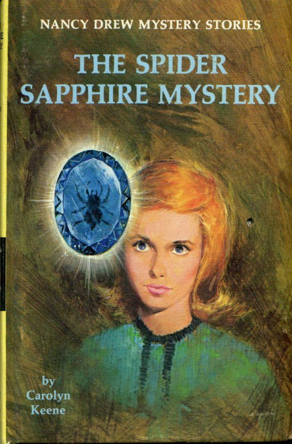 Mystery Book Cover Illustration : Best images about nancy drew book covers and