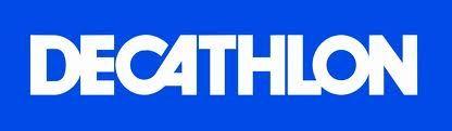 DECATHLON_ nombre de gran almacén de productos deportivos, la palabra forma la competición griega de cinco ejercicios (carrera, lucha, pugilato, salto, lanzamiento del disco).