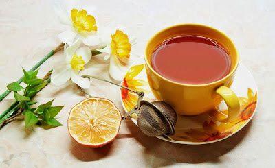 Τσάι με μέλι ,κανέλα,λεμόνι! ~ ΜΑΓΕΙΡΙΚΗ ΚΑΙ ΣΥΝΤΑΓΕΣ