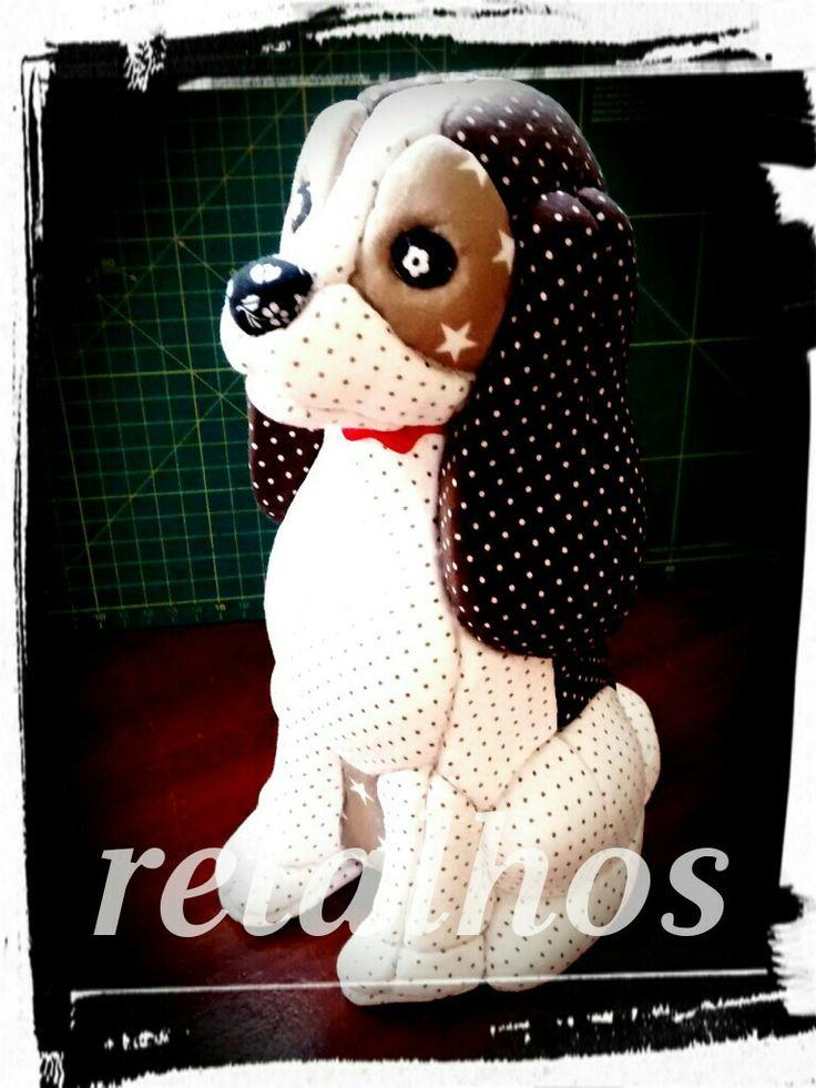 #dog #patchwork embutido