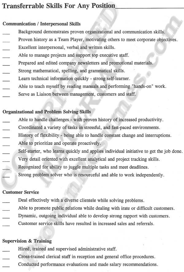 104 best Job Hunt images on Pinterest Resume tips, Career advice - list of customer service skills for resume