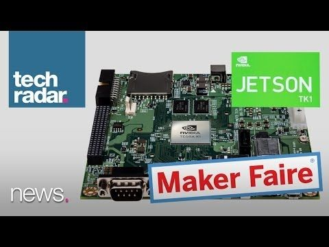 Video: Nvidia Showed Up At Maker Faire To Show Off The Jetson TK1 Software Dev Kit - http://www.4breakingnews.com/technology/video-nvidia-showed-up-at-maker-faire-to-show-off-the-jetson-tk1-software-dev-kit.html