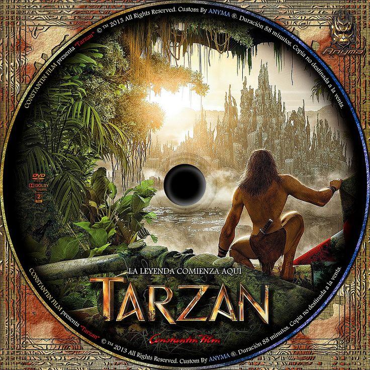 Tarzan (2013) | por Anyma 2000