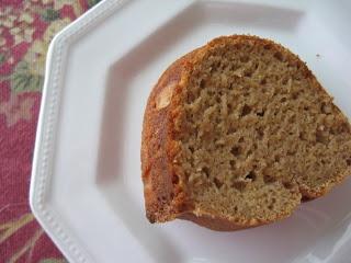 Ingwer-Zitronen-Mädchen: Ein einfacher zuckerfreier Kuchen