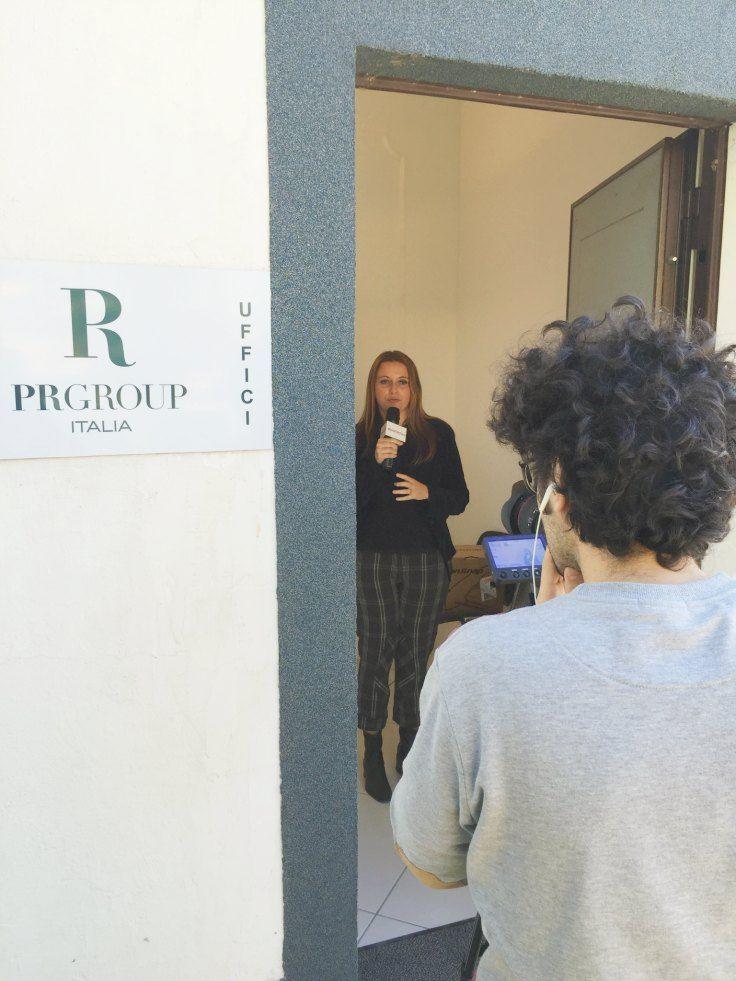 Alle (ri)prese con le puntate al colorificio Rama by PRGroup Italia all'interno della trasmissione Guarda Chi C'è. Realizzato anche lo Spot in onda su #FanoTV  #guardachice #colorificio #PrGroupItalia #pubblicità