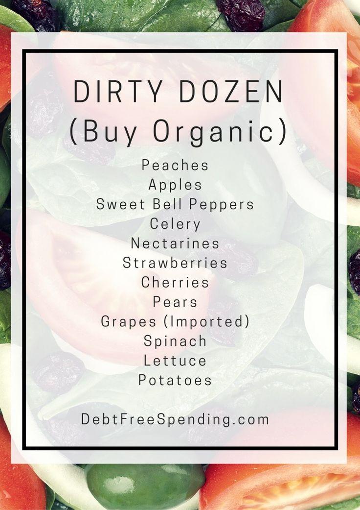 easy fruit smoothie recipes dirty dozen fruits