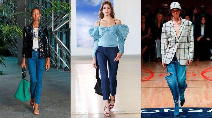 Best Jeans for Women Spring-Summer 2020 | Denim Trends ...