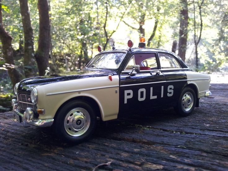 "Volvo P 121 ""Polis"" - Modelcarforum"