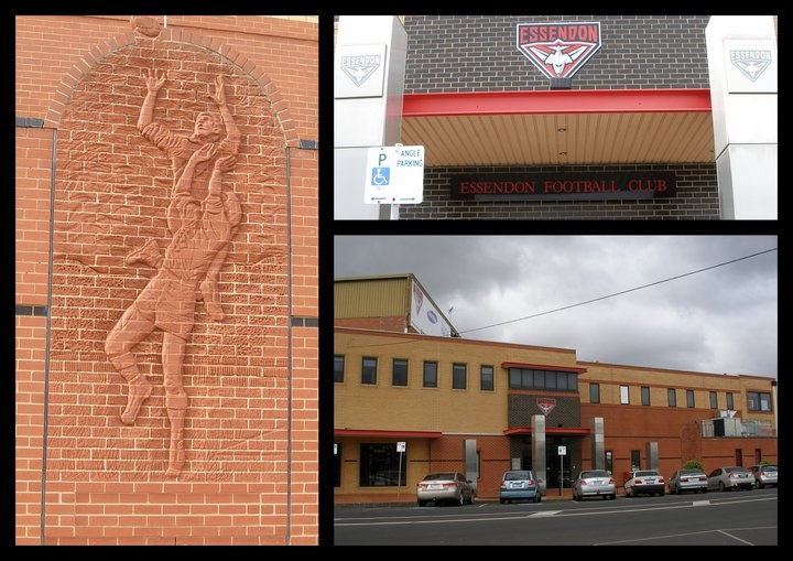 Essendon Football Club, Melbourne Australia