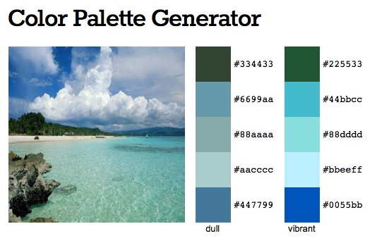 Color palette generator palette generator and generators - Living room color palette generator ...