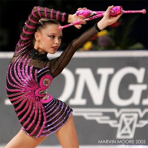 rhythmic gymnastics quotes
