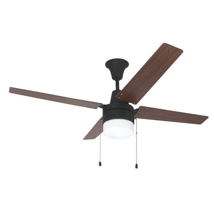 fans mount minimalist ceilings ceiling for vaulted max led sloped fan nickel indoor featured brushed