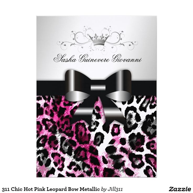 7 best Party Invitations (Pink/Black) images on Pinterest | Cards ...