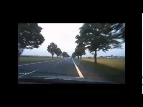 DK 94 odcinek Strzelce Opolskie-Opole Wypadek Tira 15 09 2014 BHP Kierowcy