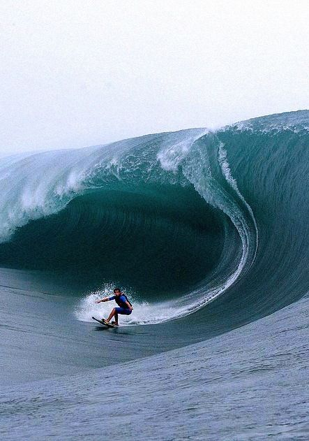 Keep riding those waves- you will get there; I promise! X [perfect caption-not mine✯]