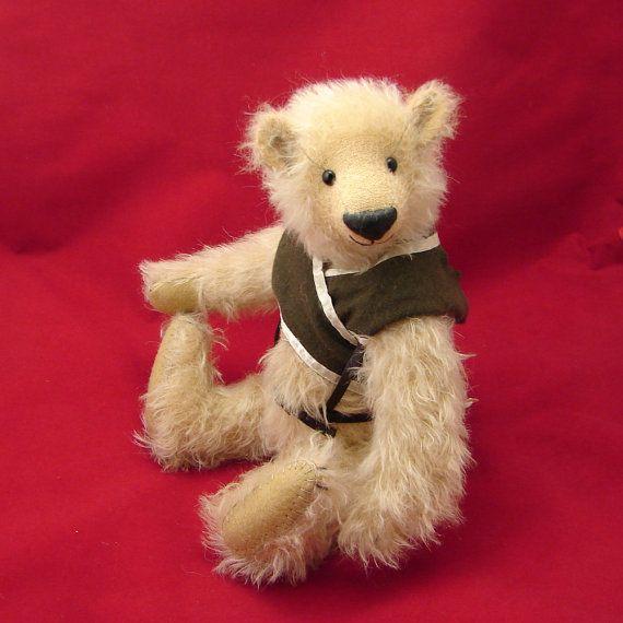 Old Fashion Teddy Bear NorthAck Russian Teddy от HandWorkDecor