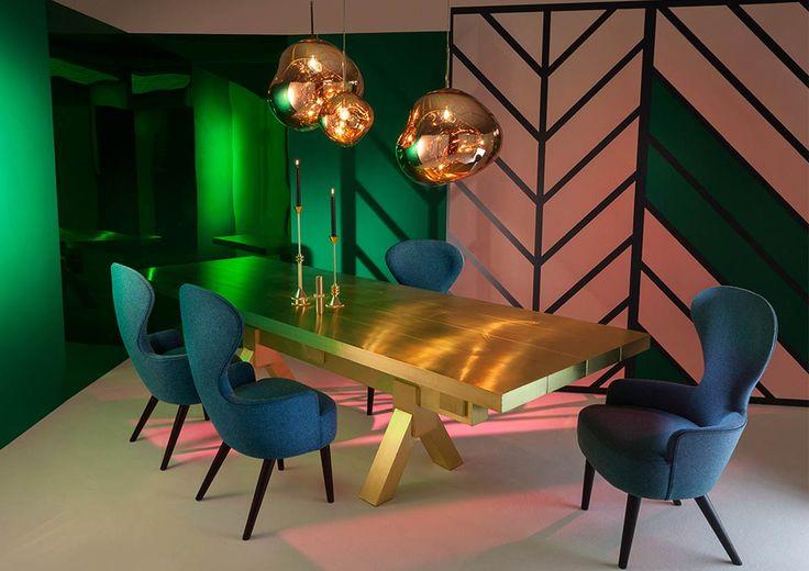Acessórios Decorativos e Funcionais para a Sala de Jantar Tom Dixon Tralhão…