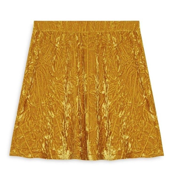 Falda de terciopelo plisada con mostaza  Categoría:#faldas #primark_mujer #ropa_de_mujer en #PRIMARK #PRIMANIA #primarkespaña  Más detalles en: http://ift.tt/2hQBDEh